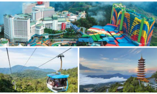 配套PK01     2天1晚        云顶高原 2 DAYS 1 NIGHT GENTING HIGHLAND